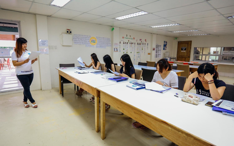 日本人経営には珍しい?フィリピン・セブ島でセミスパルタ英語留学コース