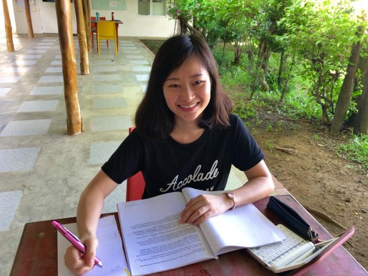 ベトナム人留学生!ホアミーさんの長期留学体験談