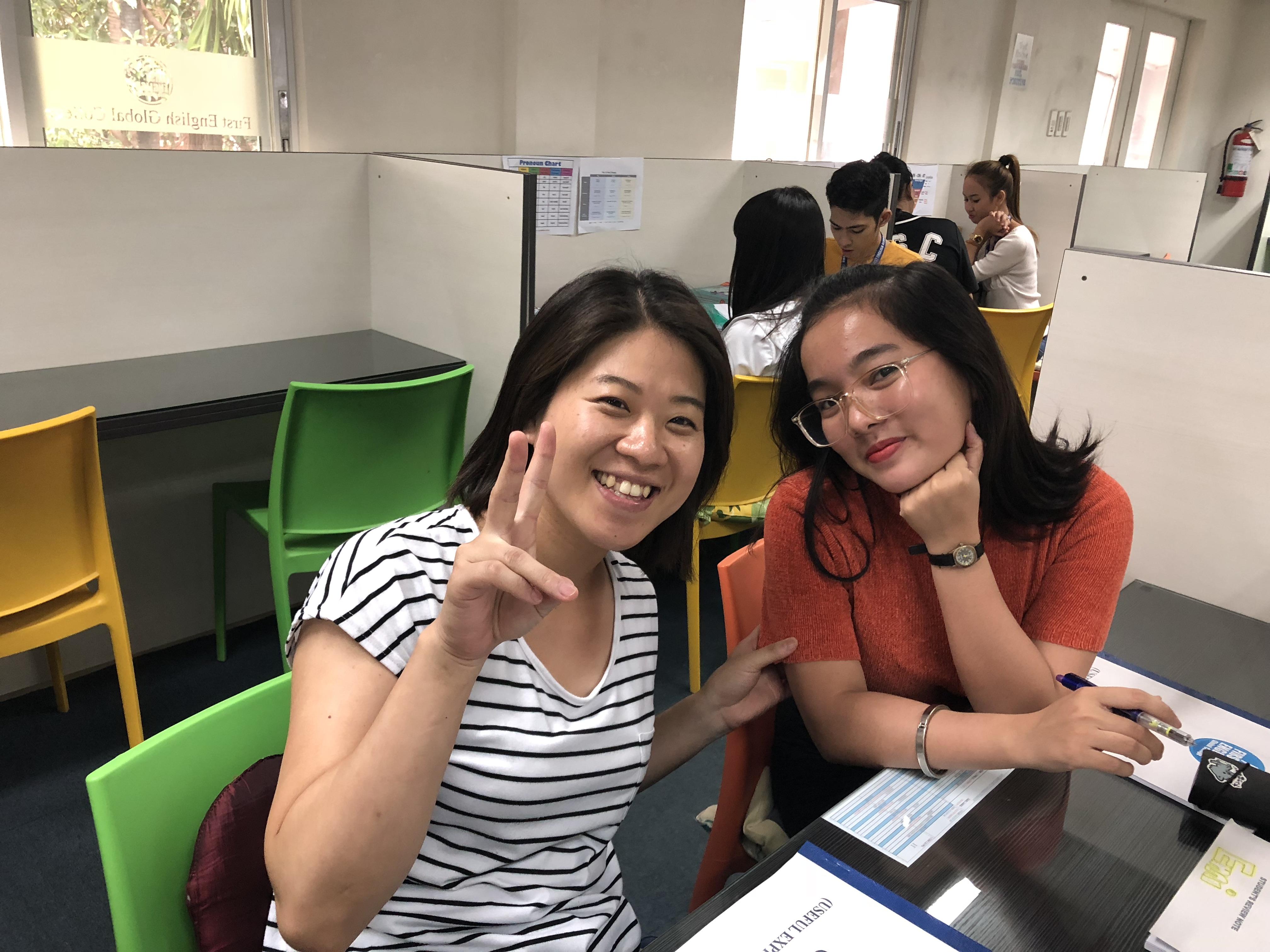 エミさんのフィリピン留学体験談!