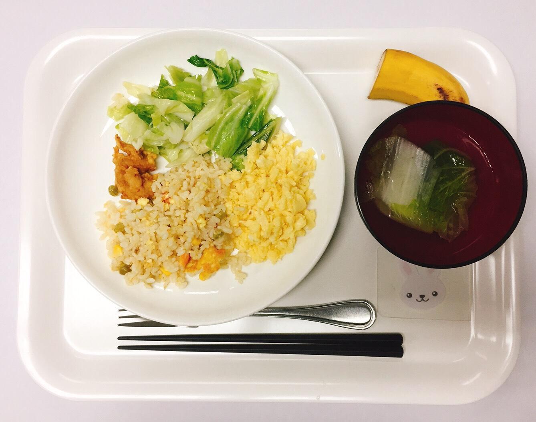 2018年7月4週目と8月1週目のお食事紹介