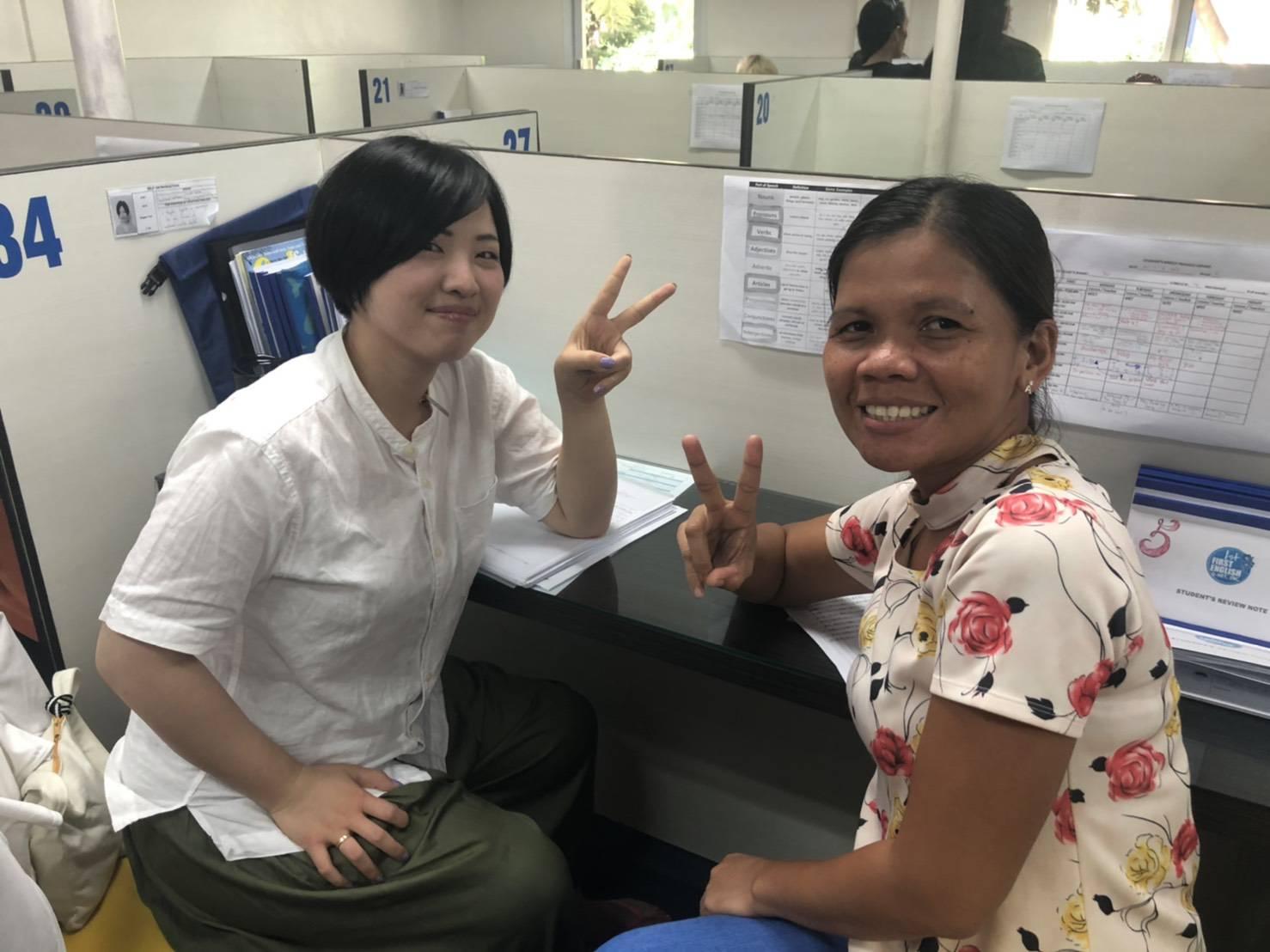 Yuriさんのフィリピン留学体験談